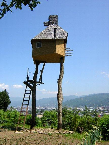 Amazing Treehouses Around The World