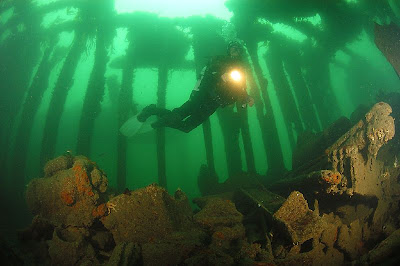 Top 10 scuba diving sites in Europe