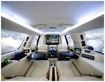 Here Is A Cool Car Idea   A Mobile Office Designed By LimousinesWorld   For  The Rich, Successful People Whose Work Requires Constant Presence, ...