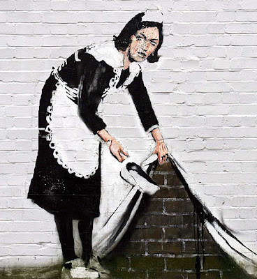 Cool Banksy Graffiti Pictures