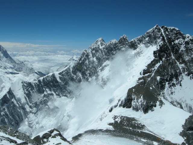 Mount Everest Summit Video