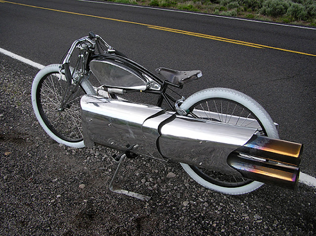 Cool Pulse Jet  Engine Bike Seen On www.coolpicturegallery.us