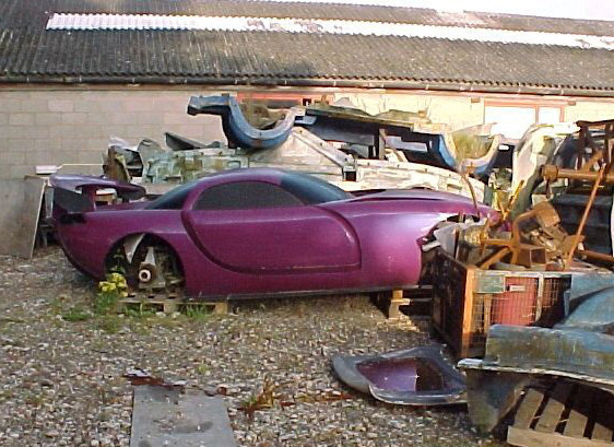 16 abandoned very expensive cool cars