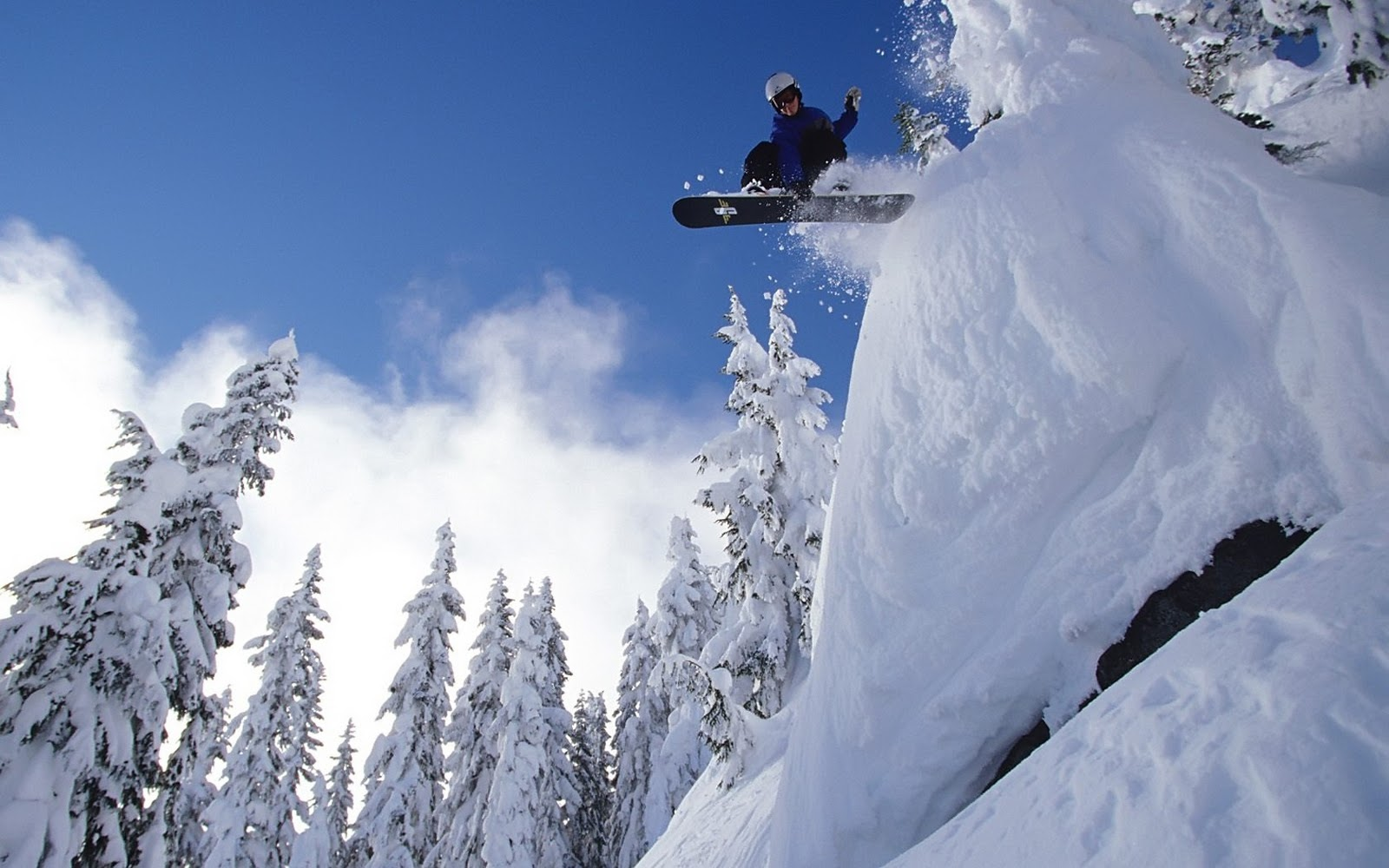 15 Cool Snowboarding Wallpapers | Snowboarding Days ...