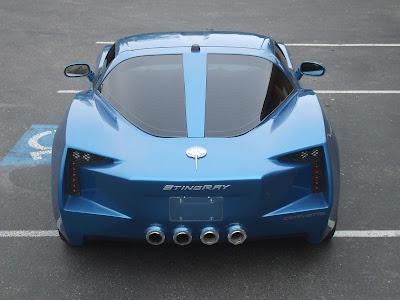 Corvette Stingray Ebay on Auto Cars  Chevrolet S 2009 50th Anniversary Corvette Stingray