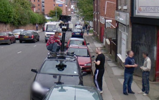 Fascinating Google Street View Picture Seen On www.coolpicturegallery.us