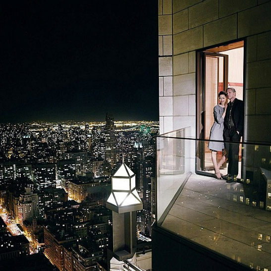 Top 10 highest hotels in New York | Travelphant