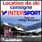 Notre partenaire location ski et matériel