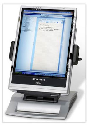 mobile technology, Fujitsu ST5100 , Tablet PC
