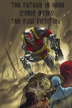 Comic Books The New Frontier