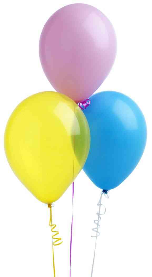 Gammie and Potts: Birthday Balloons