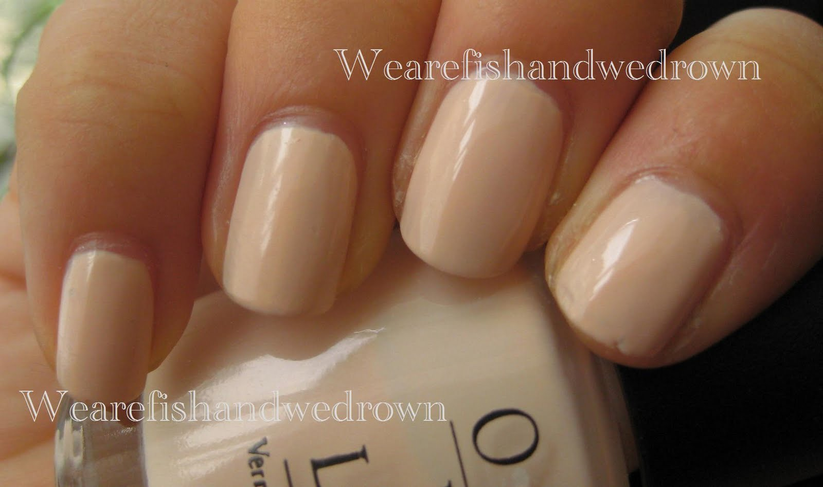 Opi Wedding Colors I chose to wear opi have a