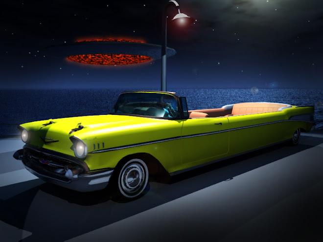 Klaatu's 57 Chevy Limo
