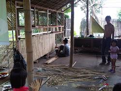 Proyek Pembuatan Kandang Flamish Giant, Peternakan Kelinci King's Rabbit-Makassar