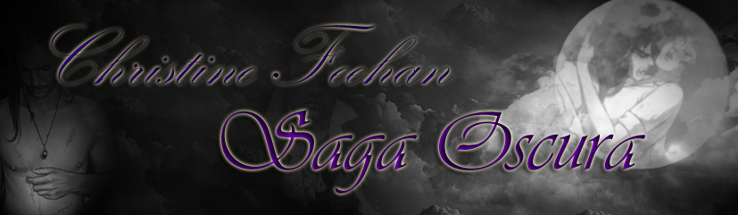 "Christine Feehan ""Saga Oscura"""