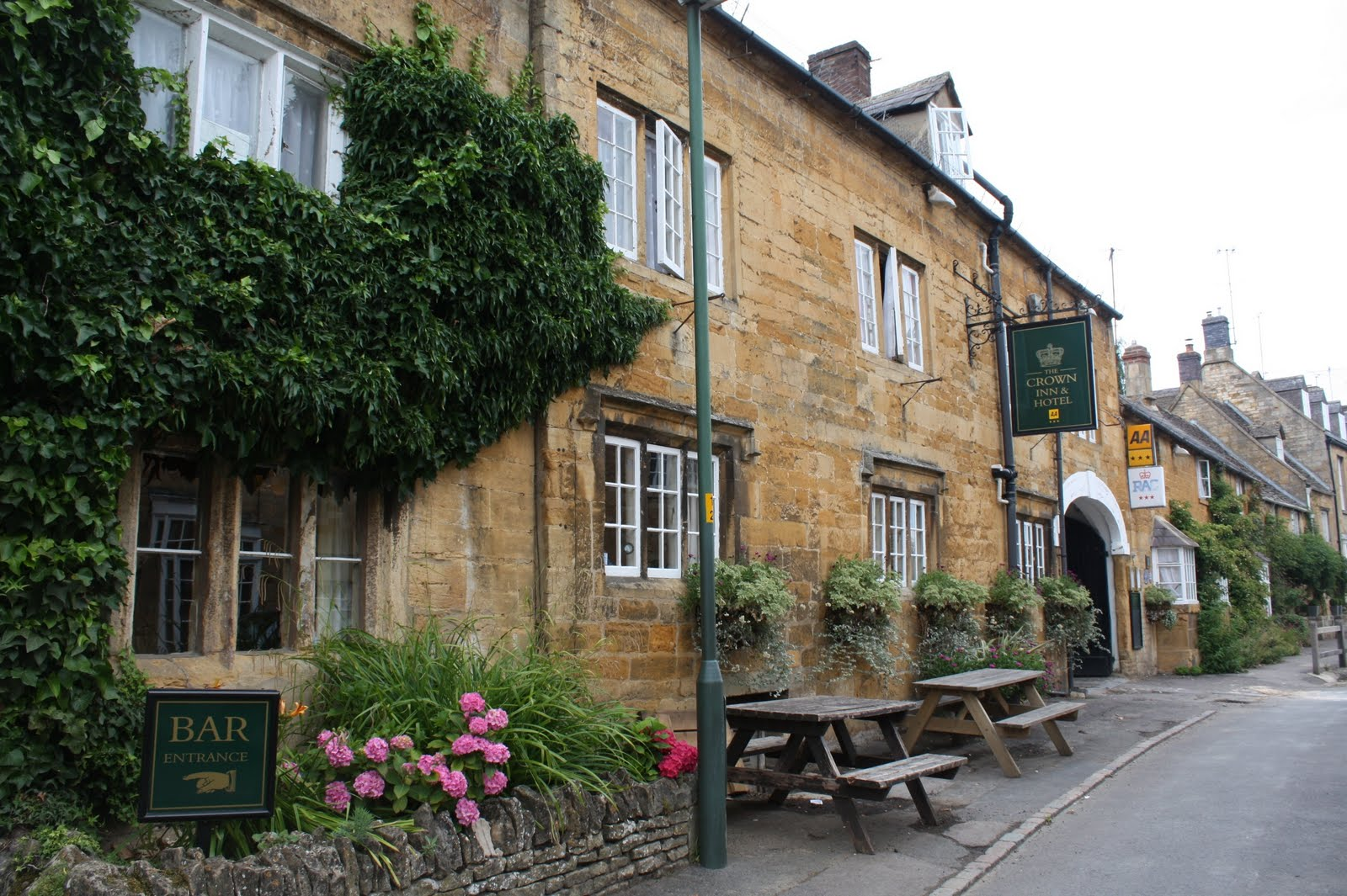 The Crown Hotel, Blockley