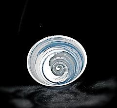 Cobalt Swirl