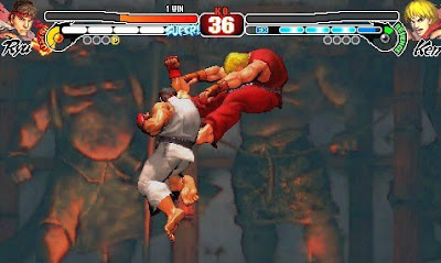 Street Fighter IV en el iPhone