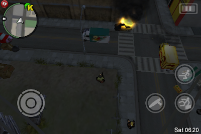 Chinatown Wars en iPhone OS