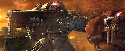 12 años no son nada : starcraft II