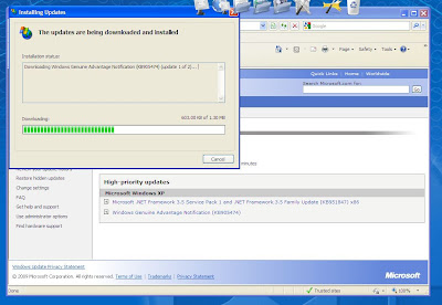 fine tunig my windows install
