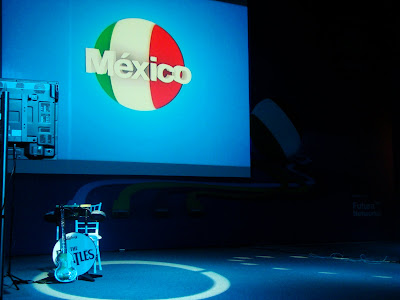 Más fotos de la Campus party Mx