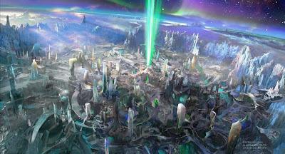 Green Lantern Concept Art!