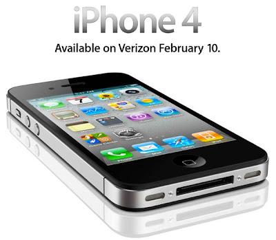 un IPhone CDMA...