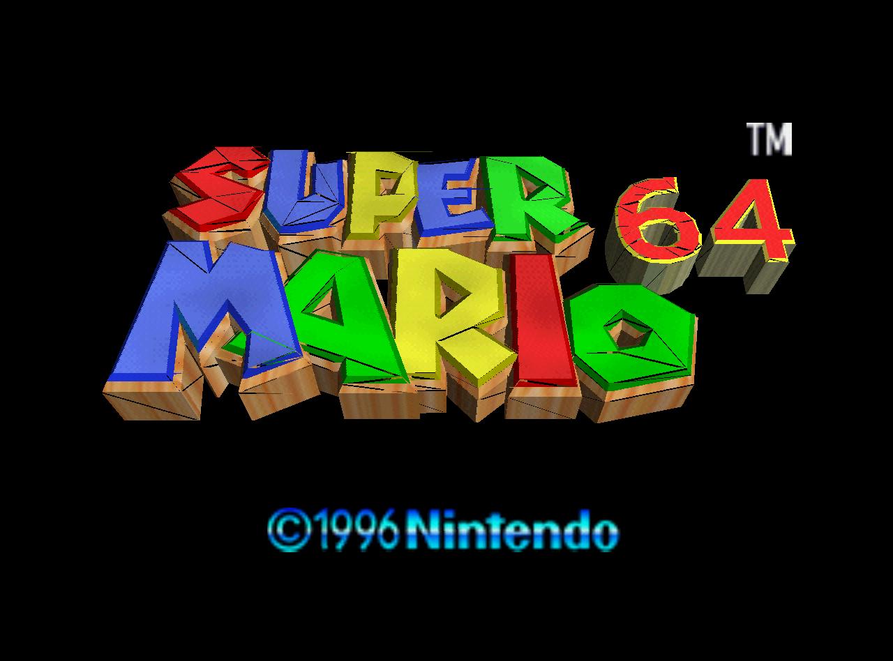 Super Mario 64 for Canon Game