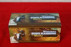 SUSU KAMBING + MADU + 30 JUZ AL QURAN.