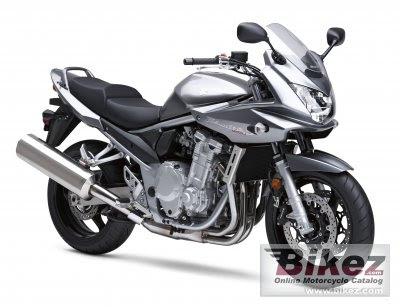 Suzuki Bandit 1250 Silver Bodykit Sport Bike1