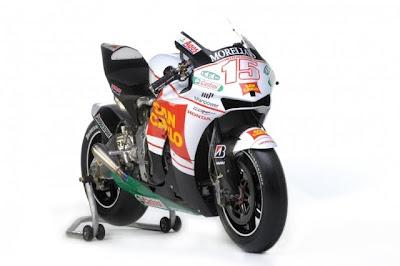 Honda Gresini San Carlo MotoGP2