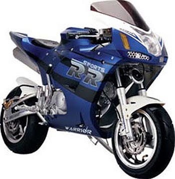Superbike 559 Sports RR Blue Edition
