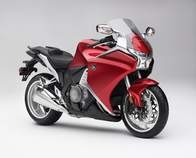 Honda VFR 1200 Red Motosport Edition 1