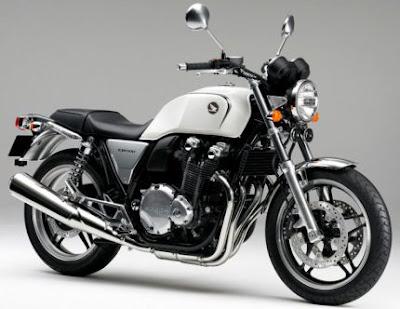 New Honda CB 1100 Street Bike 2010 1