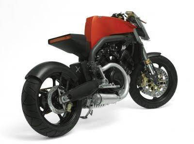 Voxan Super Naked XV Motorcycles 2