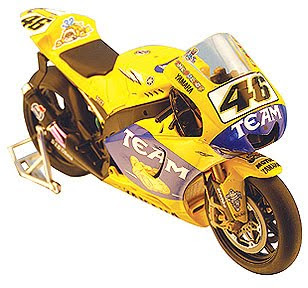 Yamaha M1 Yellow Camel MotoGP Edition 2