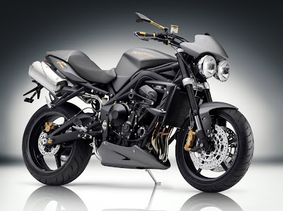 New Triumph Street Fighter Triple R Edition 2010 1