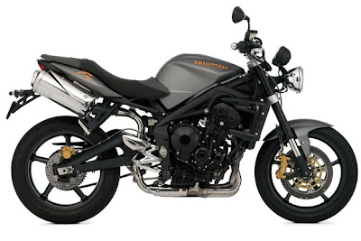New Triumph Street Fighter Triple R Edition 2010 2