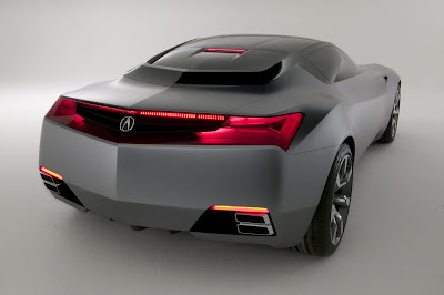 Acura Advanced Sport Hybrid Car 2