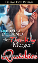 Her Three-Way Merger by Cerise DeLand