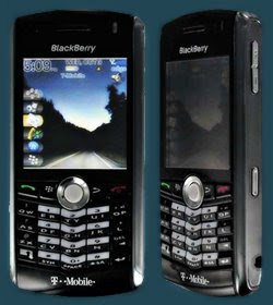 Blackberry Pearl 8110 T-Mobile Phone