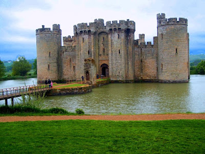 Your Favorite School Trip Bodiam Castle