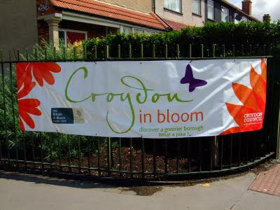 Croydon Win In Bloom 2009 Shock