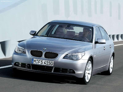 BMW pictures and wallpapers: 2004 BMW 530i