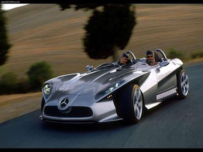 1981 Mercedes Benz Auto 2000 Concept. 2001 Mercedes-Benz F 400
