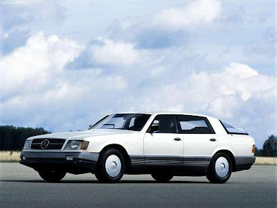 1991 Mercedes Benz C112 Concept. 1981 Mercedes-Benz Auto 2000