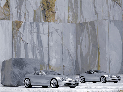 1991 Mercedes Benz C112 Concept. 1999 Mercedes-Benz Vision SLR