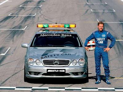 2000 Mercedes-Benz CL55 AMG F1 Safety Car