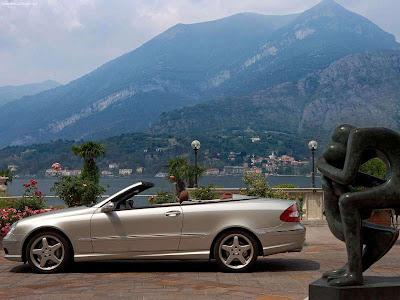 2005 Mercedes-Benz CLK designo by Giorgio Armani